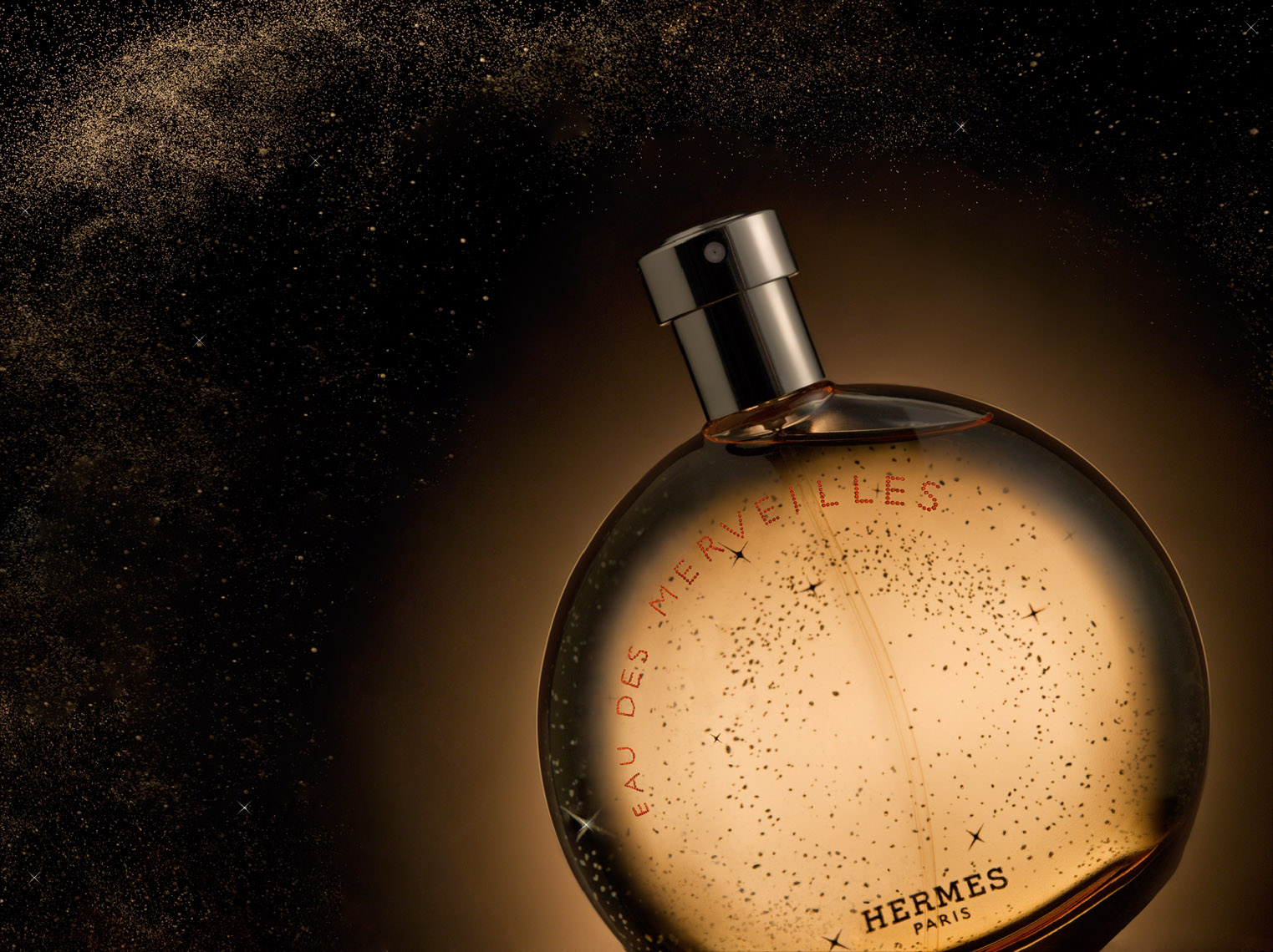 Hermes Bottle Stars